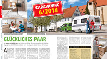 Caravaning 6/2014 Adria Altea 392 PH