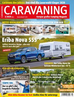 Caravaning Heft 03/2020
