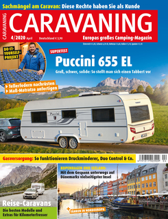 Caravaning Heft 04/2020