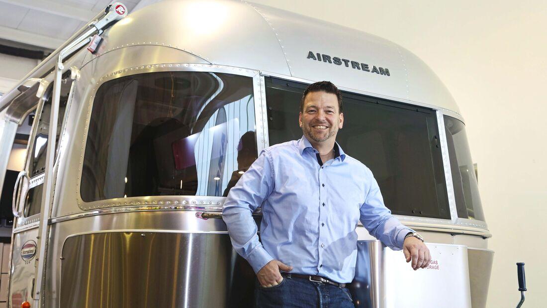 Caravanmarke Airstream