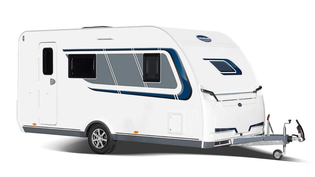 Caravelair Allegra 420 Caravan