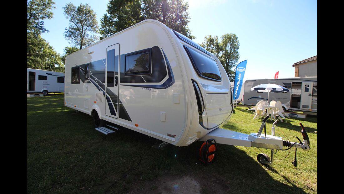 Caravelair Allegra Optima 560 IK (2020)