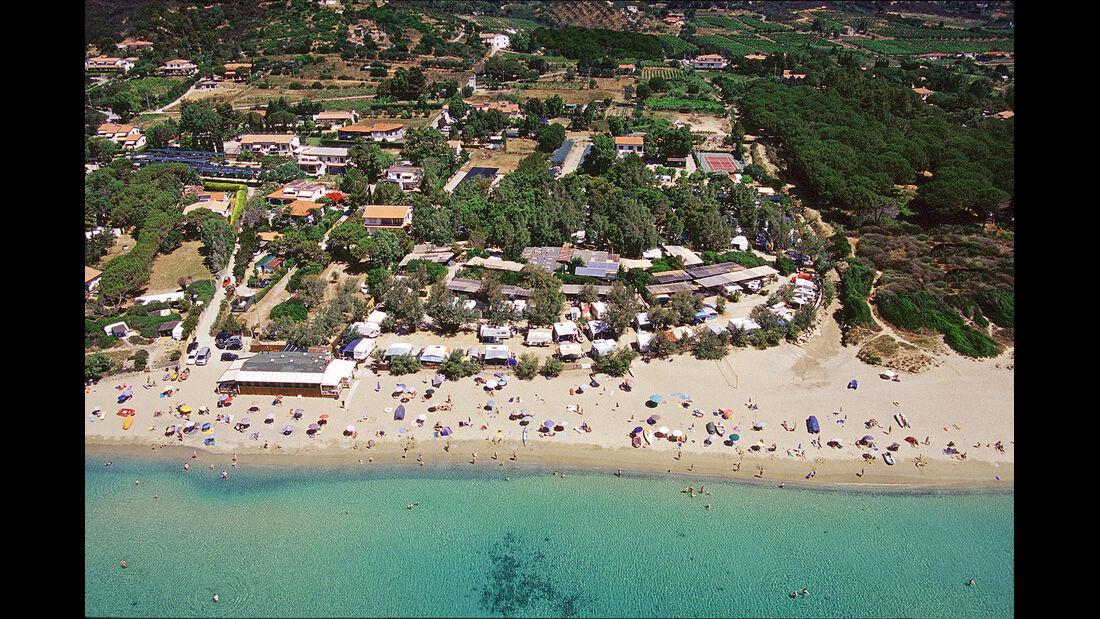 CdM: Valle Santa Maria, Elba