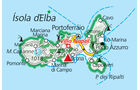 CdM: Valle Santa Maria, Karte