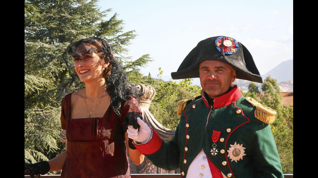 CdM: Valle Santa Maria, historische Kostüme