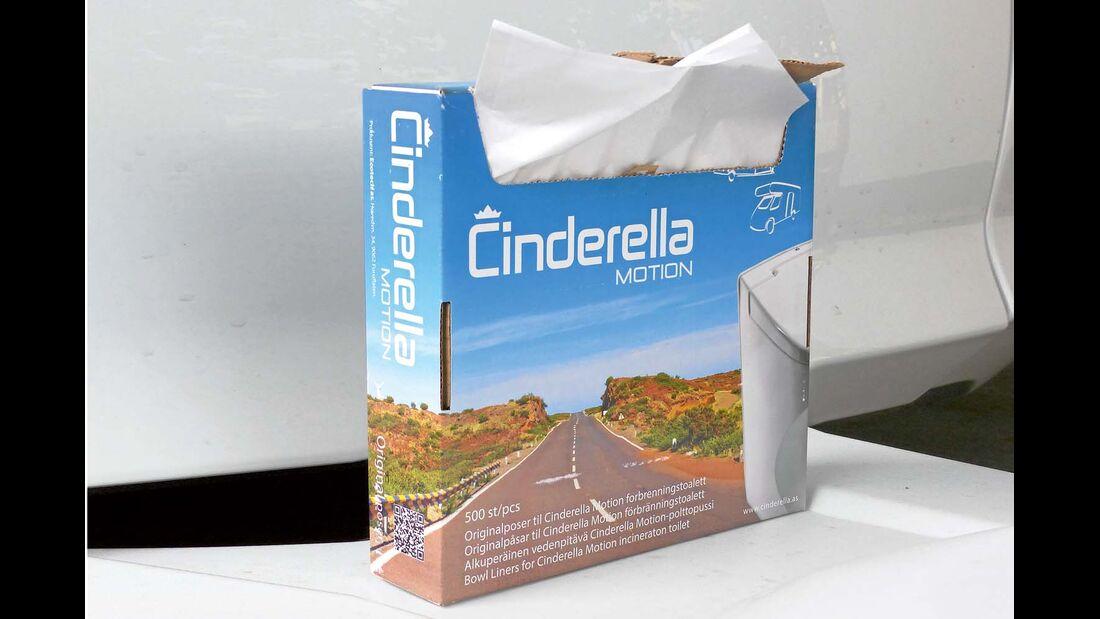 Cinderella Motion
