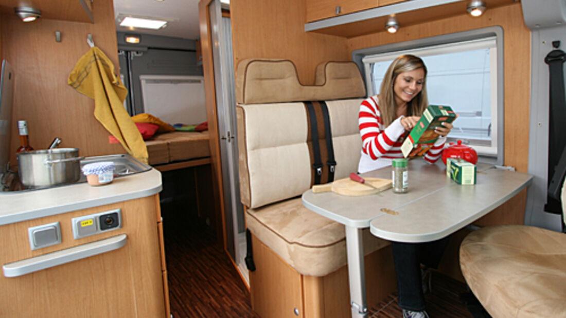 Civd, statistik, profil, Reisemobil, wohnmobil, caravan, wohnwagen