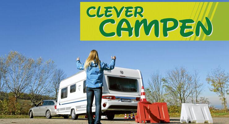 Clever Campen Führerschein B 96 gewinnen
