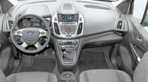 Cockpit Ford Tourneo Connect