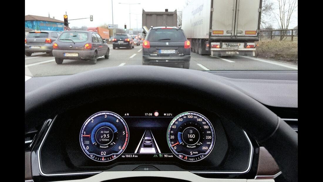 Cockpit VW Passat