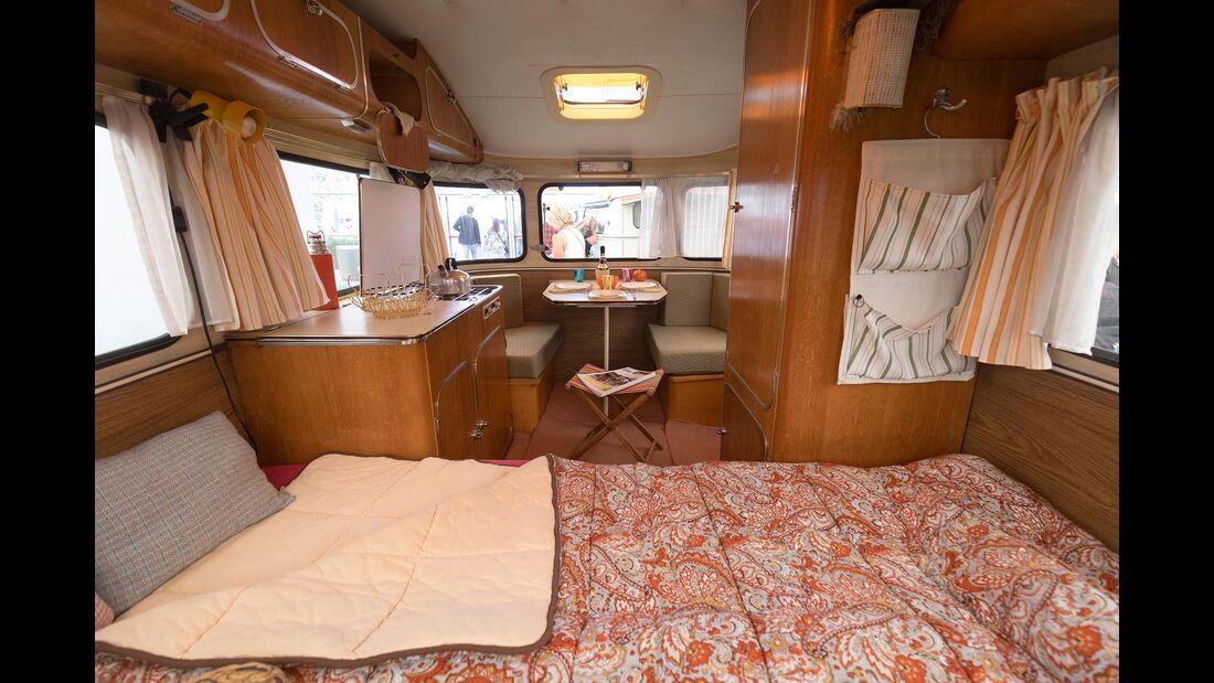 Condor Caravan Baujahr 1969