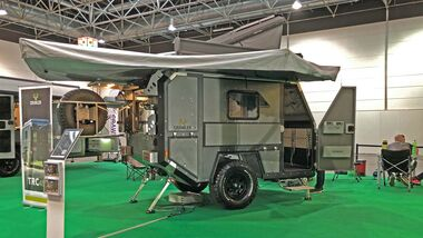 Caravan Salon Düsseldorf 2021: Hymer sagt ab   Caravaning
