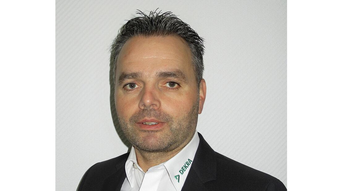 DEKRA-Experte Karsten Retkowski