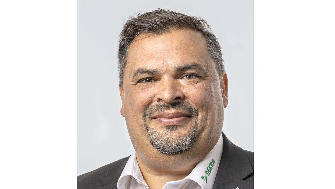 DEKRA-Experte Thomas Gross