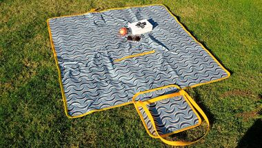 DIY Picknickdecke