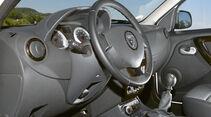 Dacia Duster Cockpit