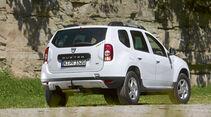 Dacia Duster Heckansicht