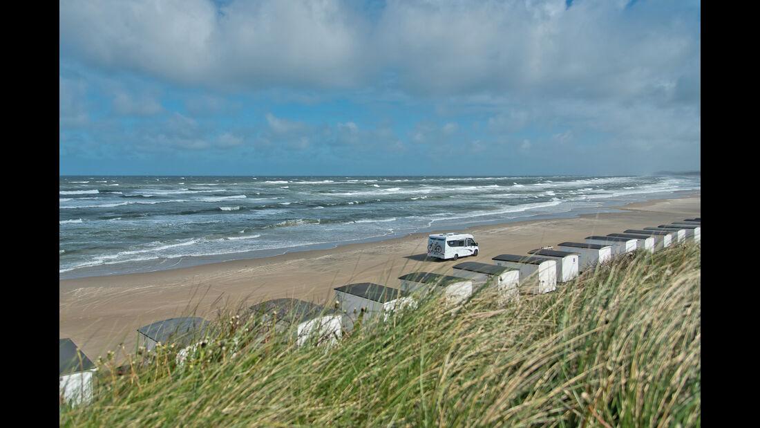 Dänemark Advetorial Strand