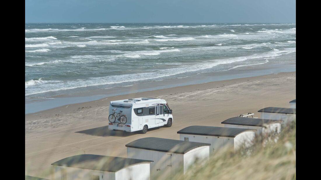 Dänemark Advetorial Wasser und Reisemobil
