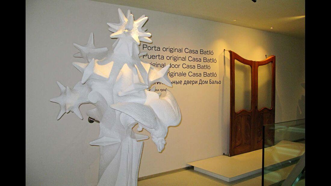 Das Gaudí-Zentrum in Reus ehrt Leben und Werk des berühmten Künstlers.