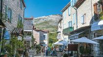 Das mittelalterliche Dorf Gourdon