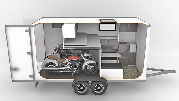 Der Sportcaravan SP 4000