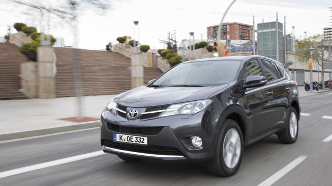 Der neue Toyota RAV 4