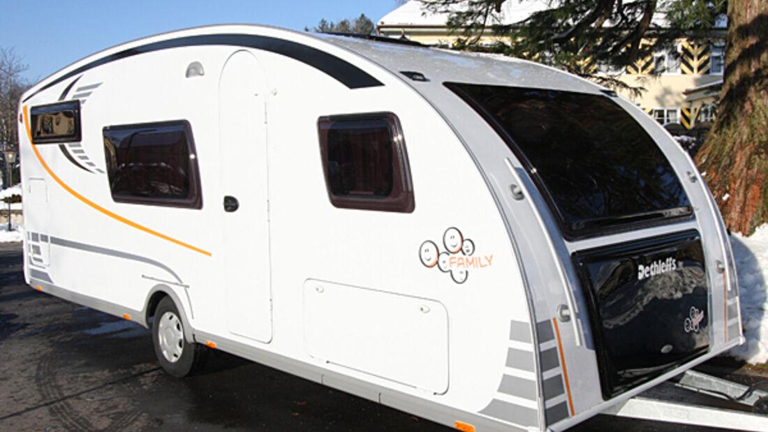 Dethleffs Aero Style Caravan Wohnanhänger