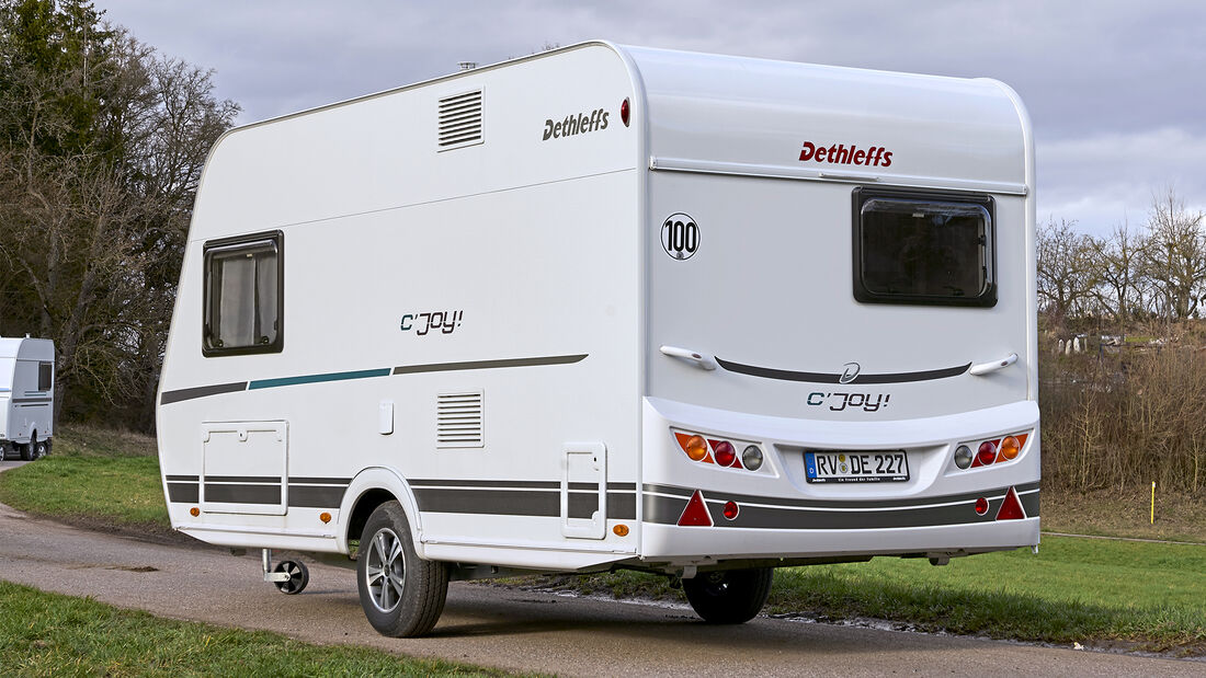 Dethleffs CJoy 420 QSH (2020)