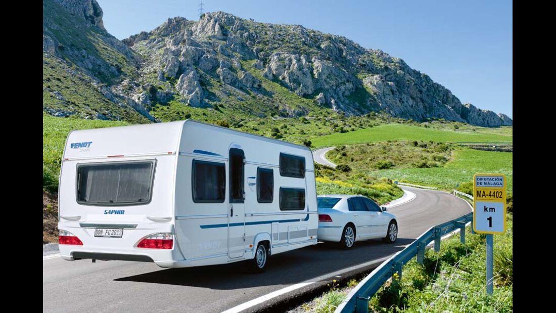 Dethleffs Camper 430 DB, Ansicht