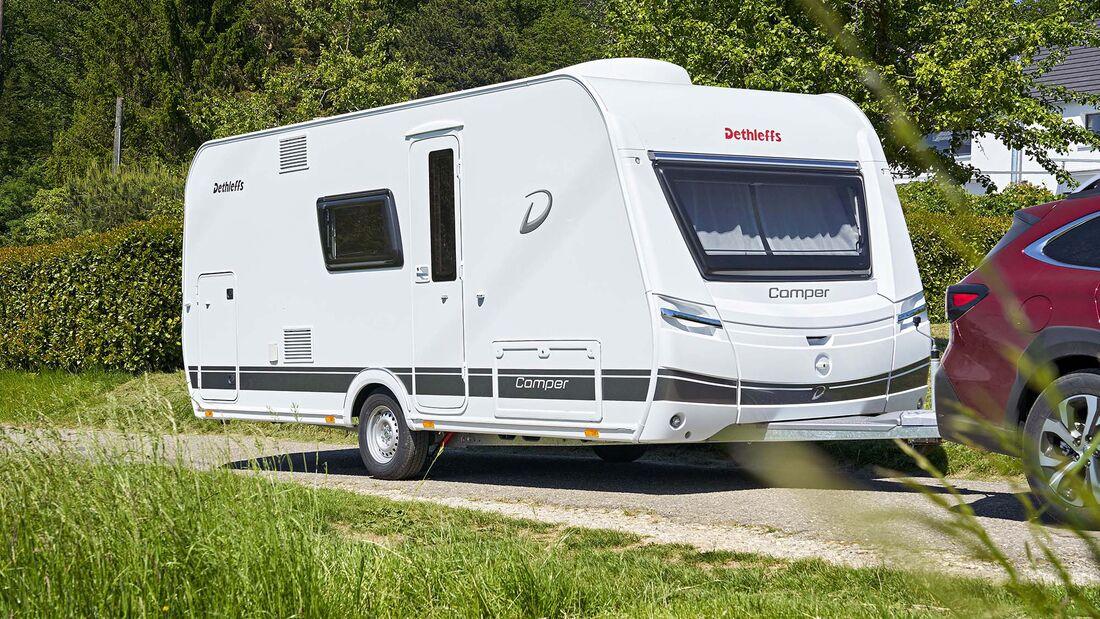 Dethleffs Camper 600 QSK (2021)