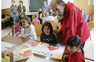 Dethleffs Family Stiftung Pater Berno in der Schule