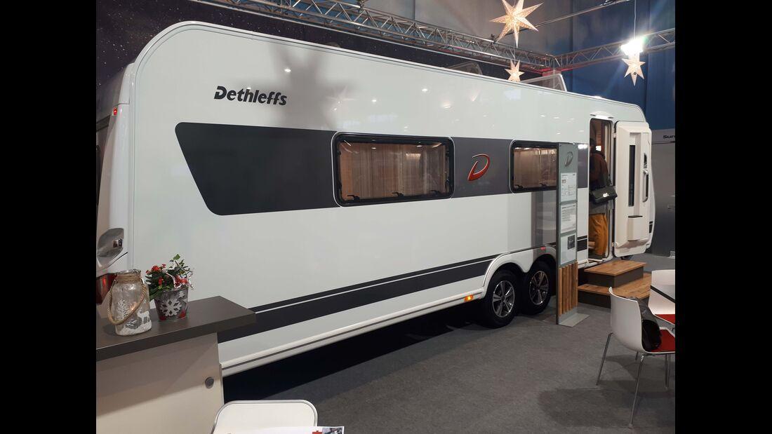 Dethleffs Generation Scandinavia 695 BQT