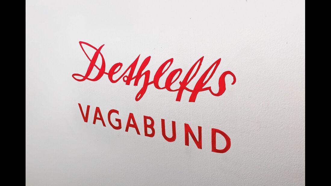 Dethleffs Vagabund Logo