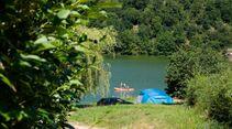 Die Campingplätze Via Natura