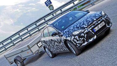 Die elektronische Anhänger-Stabilisierung ist ab sofort auch für die Modelle Ford Focus, C-Max und Grand C-Max erhältlich