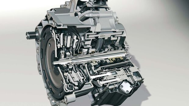 Doppelkupplungsgetriebe