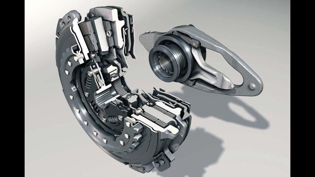 Doppelkupplungsgetriebe VW