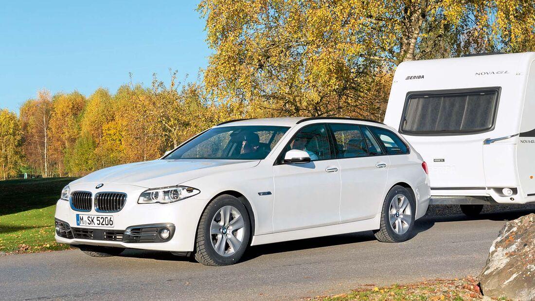 Drehfreudiger Benziner statt bärigen Diesel.