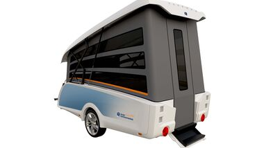 Easy Caravanning Tafe Off (2020)