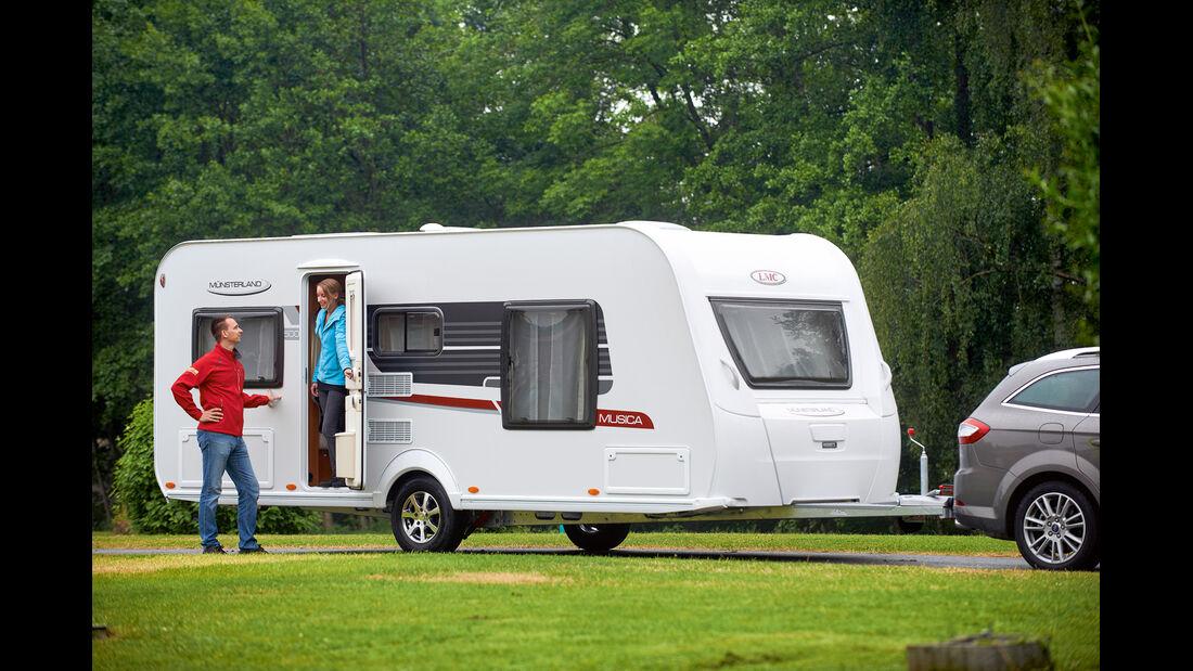 Einsteiger Check - Caravans