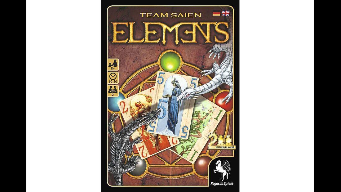Elements Kartenspiel