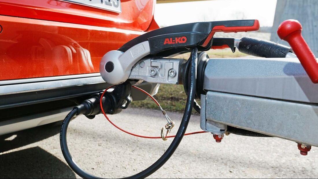 Energietransfer im Wohnwagen