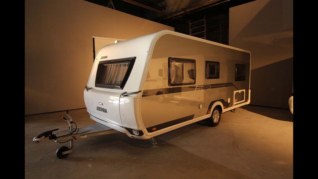 Eriba Nova 545 Trend / Nova 480 Ambiance (2020)