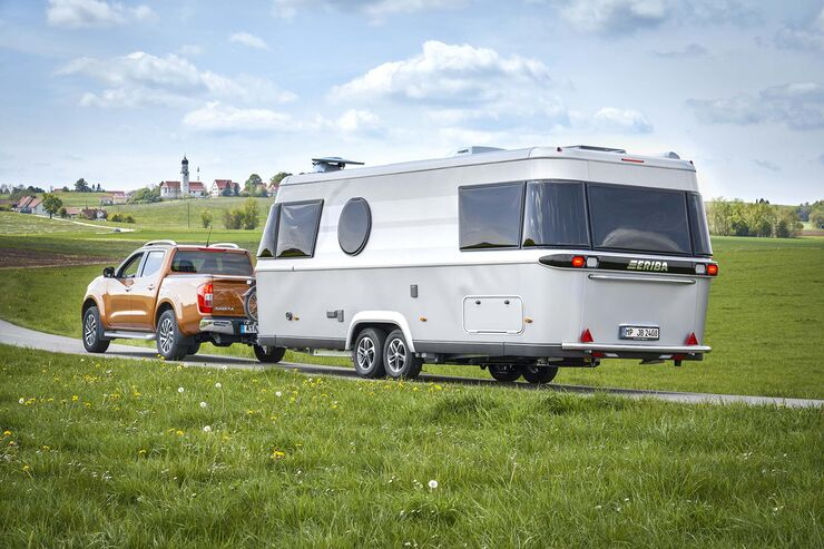 CARAVANING cover image