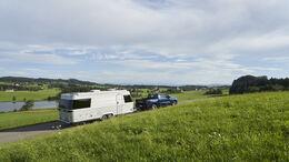 Eriba Touring 820 & RAM Longhorn
