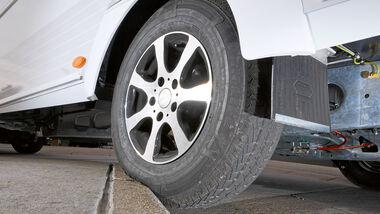 Ersatzrad & Reifenwechsel