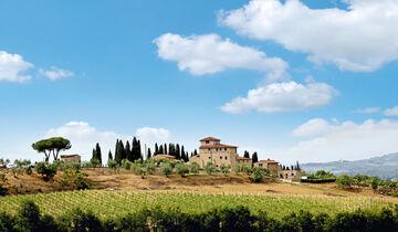 Es gibt viele gute Gründe für einen Caravan-Urlaub in der Toskana.