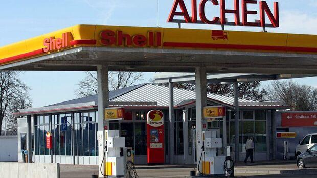 Europaweiter Test von Autobahn-Tankstellen durch den ADAC