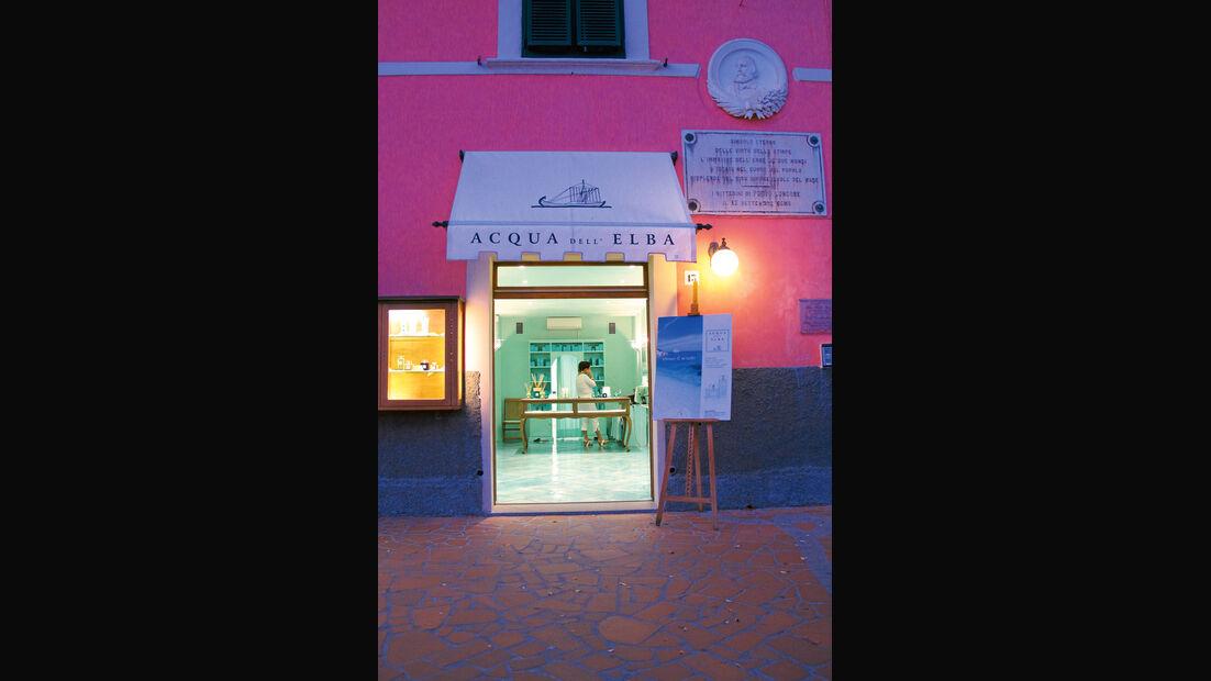 Exklusive Parfums und Kosmetika von Acqua dell'Elba.